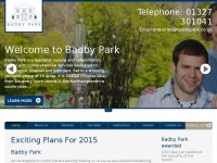 Badbypark.co.uk