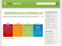 baddebtunsecuredloans.co.uk