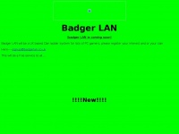 Badgerlan.co.uk