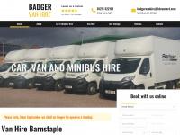 Badgervanhire.co.uk