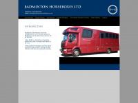 Badmintonhorseboxes.co.uk