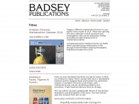 Badseypublications.co.uk