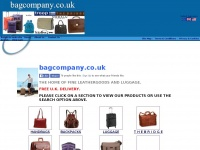 bagcompany.co.uk