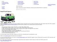 smallfordspares.co.uk
