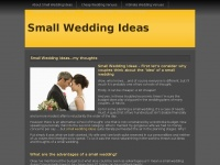 smallwedding-ideas.co.uk