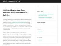 socialcareassociation.co.uk