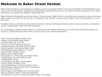 bakerstreetdentists.co.uk