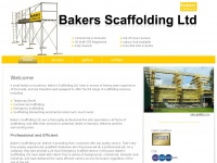 Bakersscaffoldingltd.co.uk