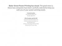 Bakerstreetposterprinting.co.uk