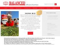Balancedhorsefeeds.co.uk