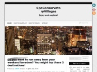 spaconservatoryvillages.co.uk