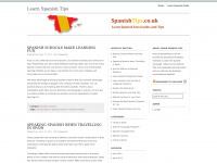 spanishtips.co.uk