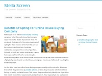 stellascreen.co.uk