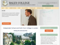 Balescollege.co.uk