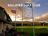 Ballatergolfclub.co.uk