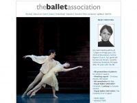 Balletassociation.co.uk