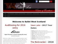 balletwest.co.uk