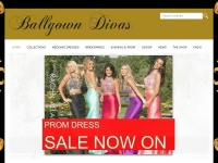 ballgowndivas.co.uk