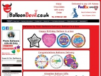 Balloondevil.co.uk