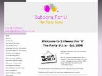 balloonsforu.co.uk