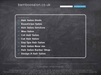 bamboosalon.co.uk