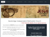banbridgeindependentmethodistchurch.co.uk
