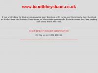 bandbheysham.co.uk