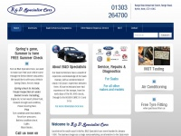 Banddspecialistcars.co.uk
