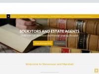 stevenson-marshall.co.uk