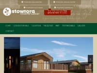 stowfordcountrylodges.co.uk