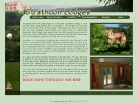 Strathdonlodges.co.uk