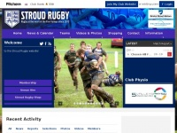 stroudrugby.co.uk