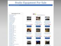 Studioequipmentforsale.co.uk