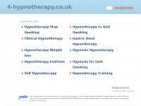 4-hypnotherapy.co.uk