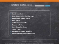 4x4store-exeter.co.uk