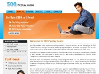500paydayloans.co.uk