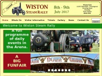Sussexsteamrally.co.uk