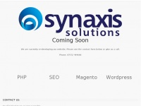 Synaxissolutions.co.uk