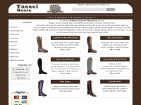 tasselboots.co.uk