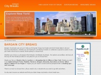 bargaincitybreaks.co.uk