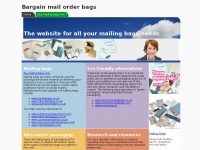 bargainmailorderbags.co.uk