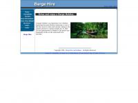 bargehire.co.uk