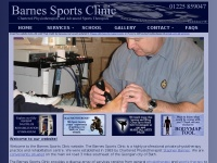 barnessportsclinic.co.uk