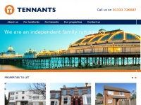 tennantlettings.co.uk