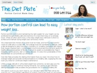 Thedietplate.co.uk