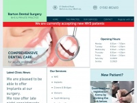 Bartondentalsurgery.co.uk