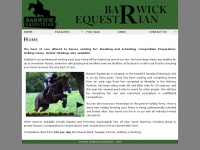 Barwick-equestrian.co.uk