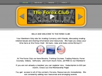 theforexclub.co.uk