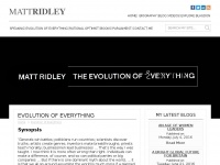 Theevolutionofeverything.co.uk