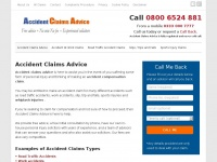 accidentclaimsadvice.org.uk